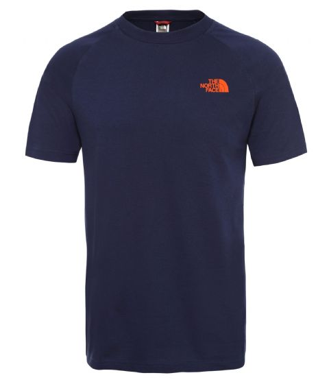 The North Face Mens North Faces Tee - Cotton T-Shirt